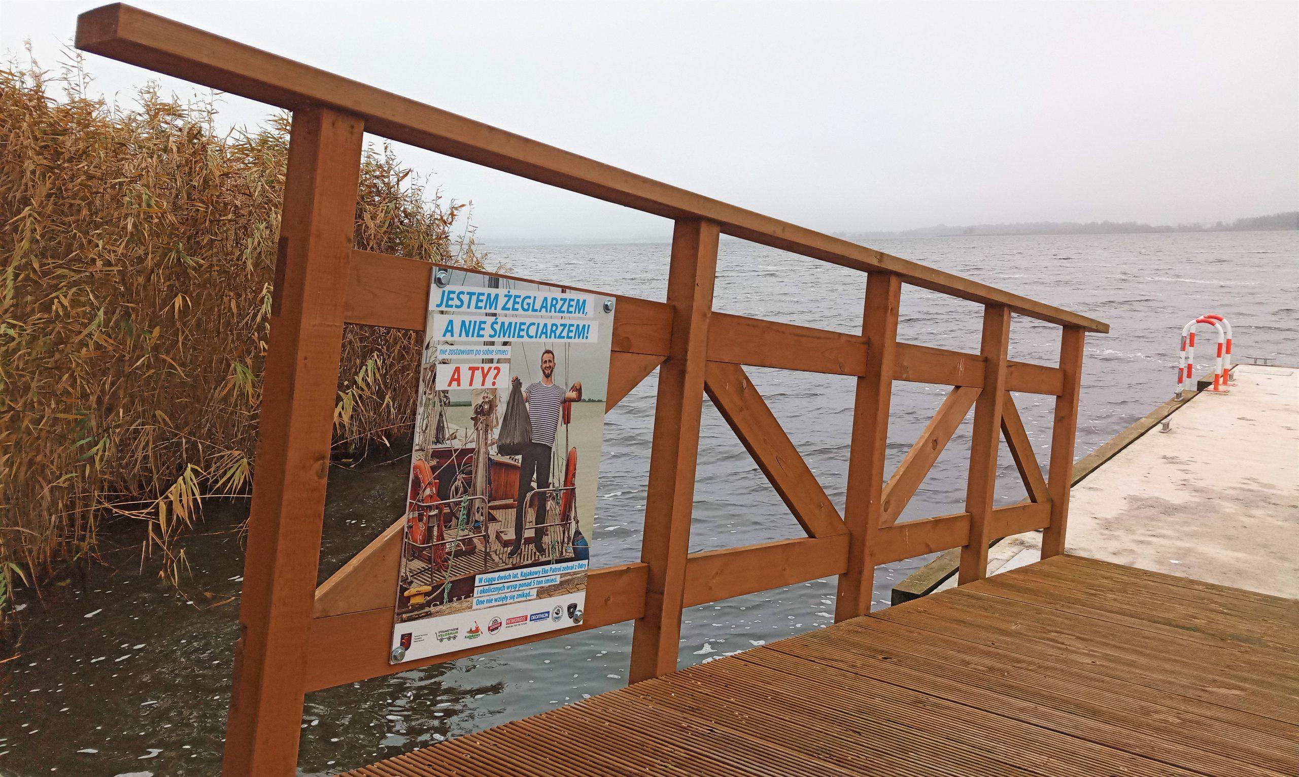Start kampanii społecznej kierowanej do żeglarzy i wędkarzy