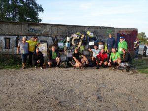 Kajakowy Eko Patrol #5 (13.09.2020) – Wyspa Zielona